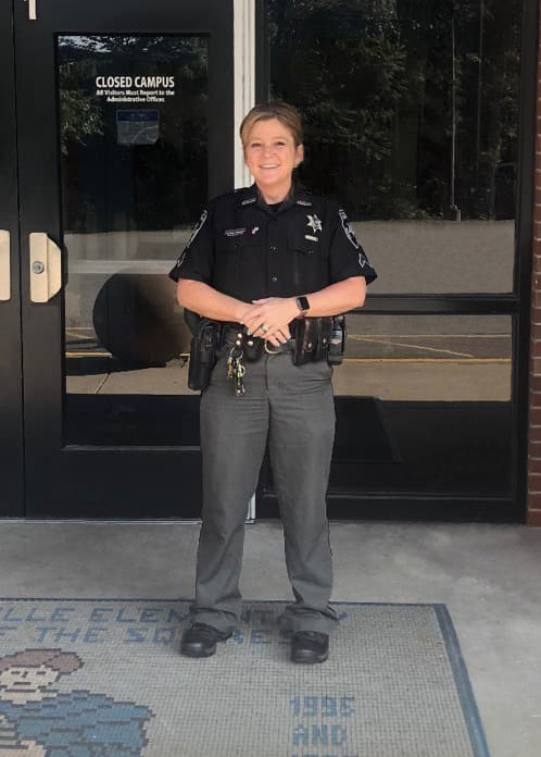 Photo of Corporal Tammy Satterfield